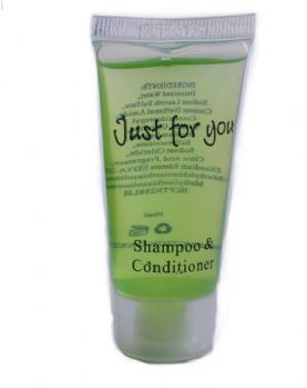 Just For You Hotel Shampoo Tubes 20ml